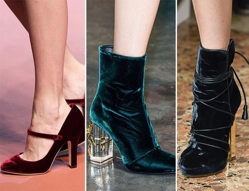 Znalezione obrazy dla zapytania velvet shoes
