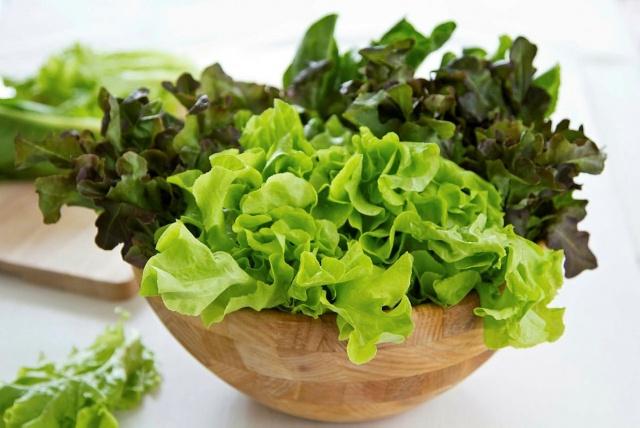 Marul  Kıvırcık ya da göbek fark etmez, marulun porsiyon başına enerjisi 10 ila 20 kaloridir. Çok fazla protein içermese de folik asit, demir, A ve C vitaminleri açısından zengindir.