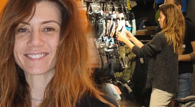 Son zamanların gözde kadın oyuncularından Gökçe Bahadır, önceki gün Etiler'de kayak malzemeleri satan bir mağazadaydı. Başlarda makyajsız olduğu için görüntü vermek istemeyen Bahadır, daha sonra basın mensuplarının ricasını kırmayarak soruları yanıtladı.