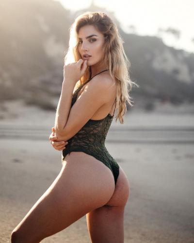 Seksi güzel Mackenzie Thoma'dan Maxim dergisine özel röportaj verdi ve samimi açıklamalarda bulundu