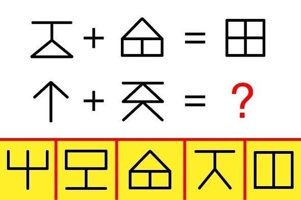 Soru işareti yerine sarı alandaki sembollerden hangisi gelmeli?
