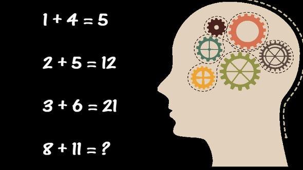 BİRİNCİ ÇÖZÜM   4 ile 1'i toplayın: 5   2 ile 5'i toplayın.:7 Ardından ilk işleminin sonucu olan 5'i 7 ile toplayın:12  Aynı işlemi diğer adımlarda tekrar ettirin. 3+6=9+12=21  Sonuç: 8+11=19+21= 40