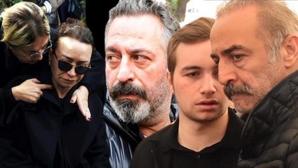 İzmir'in Narlıdere ilçesinde, içinde bulunduğu kamyonetin şarampole yuvarlanmasıyla hayatını kaybeden sinema ve tiyatro sanatçısı Demet Akbağ'ın eşi Zafer Çika son yolculuğuna uğurlandı.