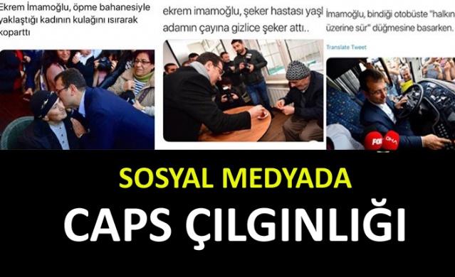 İstanbul Büyükşehir Belediye (İBB) Başkanı seçildikten sonra Yüksek Seçim Kurulu'nun (YSK) iptal kararıyla mazbatası geri alınan Ekrem İmamoğlu, hakkında ortaya atılan 'esnafı tokatladı' iddiaları sonrasında sosyal medyadaki mizahi paylaşımlardan birini kendi hesaplarından paylaştı.