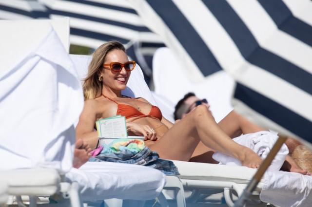 Candice Swanepoel, geçtiğimiz ay Instagram üzerinden hakkında merak edilenleri yanıtlamıştı.