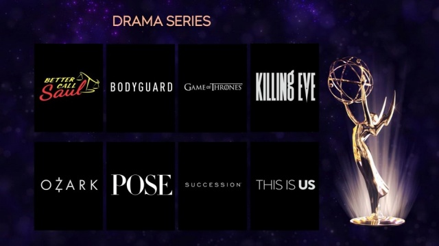 EN İYİ DRAMA Better Call Saul Bodyguard Game of Thrones Killing Eve Ozark Pose Succession This Is Us