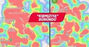 İzmir'in koronavirüs haritası!