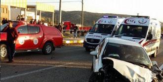 Antalya'da Kaza: 2 Ölü, 5 Yaralı