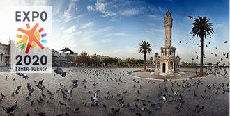 İzmir'de EXPO 2020 Sunum Heyecanı