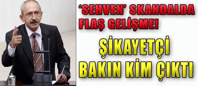 Şikayetçi Bilal Erdoğan!