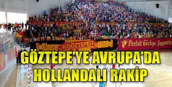 Göztepe'ye Hollandalı Rakip