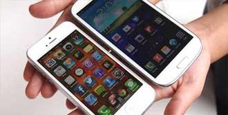 Apple-Samsung Rekabeti Pentagon'a Sıçradı
