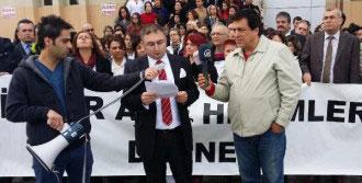 İzmir'de Aile Hekimleri İş Bıraktı