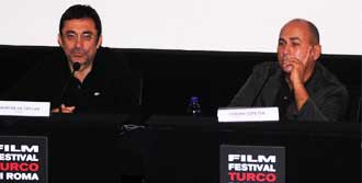 İki Usta Yönetmen İtalyanlarla Buluştu