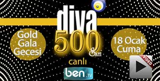 Diva Gold Gala Gecesi