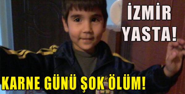 İzmir'de İnanılmaz Trajedi
