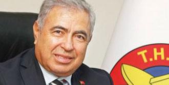 THK Başkanı Gözaltına Alındı