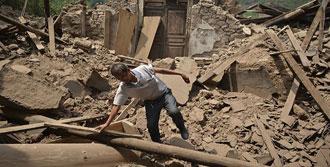 Çin'de 6.6'lık Deprem: 56 Ölü
