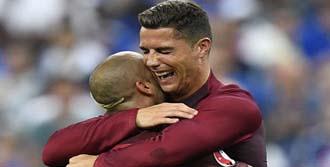Ronaldo Primini Bağışladı