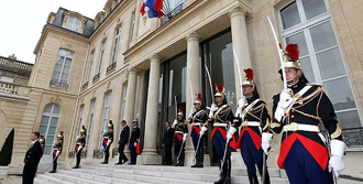 Fransa'da Güvenlik Krizi