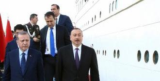 Erdoğan Konuk Liderlere Yemek Verdi