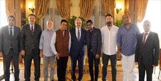 Hindistan'ın En Renkli Festivali Antalya'ya Geliyor