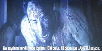 Ege'de Korku Filmi Çekiliyor