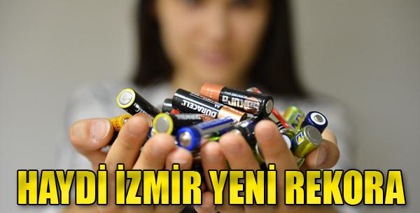 Haydi İzmir, Yeni Rekora!