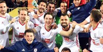Altınordu - Balıkesirspor Baltok: 2-1