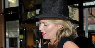 Kate Moss, İstanbul'da