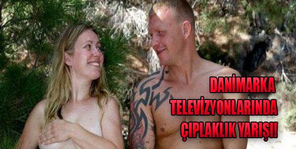 Danimarka Televizyonlarında Çıplaklık Yarışı