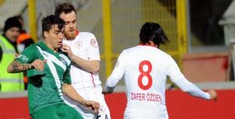 Josue Bursaspor'un Yıldızı