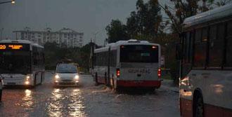 İzmir'e Meteorolojik Uyarı!