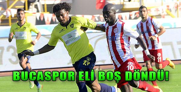 Antalyaspor 2-1 Bucaspor