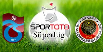 Trabzonspor 3-0 Gençlerbirliği