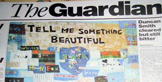 Guardian'a Korsan Saldırısı