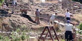 Antik Kentte Kazı Başlıyor