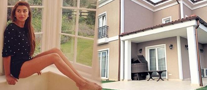 1 Milyon TL'lik Villa Aldı