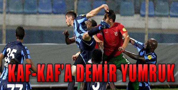Adana Demirspor 2-0 Karşıyaka