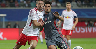 Leipzig 1-2 Beşiktaş