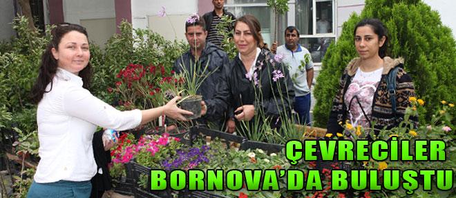 Çevreciler Bornova'da Buluştu