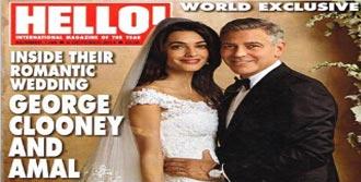 Clooney Ve Amal'ın Düğün Fotoğrafları Yayınlandı