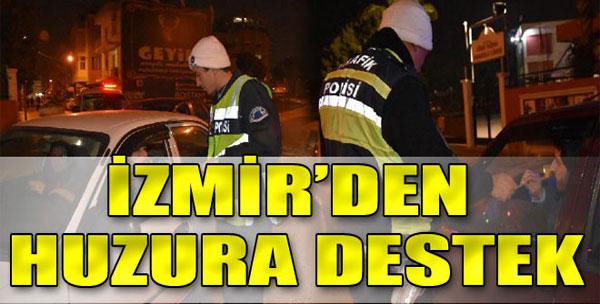 İzmir'den Destek