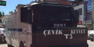 Beyşehir'de Polisten Geniş Güvenlik Önlemi