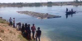10 Yaşındaki Fırat Nehri'nde Boğuldu