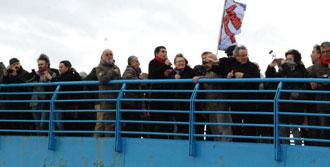 İzmir'de Yunan Askerleri Anıldı