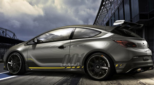 En Hızlı Opel Cenevre'de!