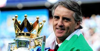 Mancini'den 5 Yıllık İmza