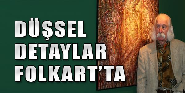 Dahi Sanatçının Eserleri Folkart'ta