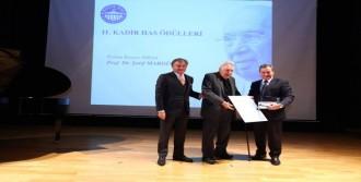 Başarı Ödülü Mardin'e Verildi